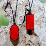 Red 9 Harmonising Pendants