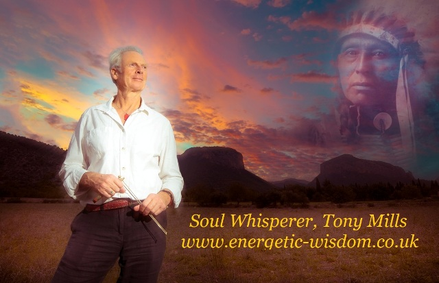 Soul Whisperer Tony Mills