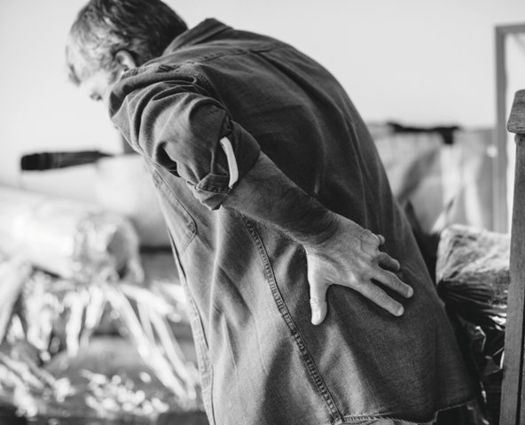 The Spiritual Cause of Low Back Pain